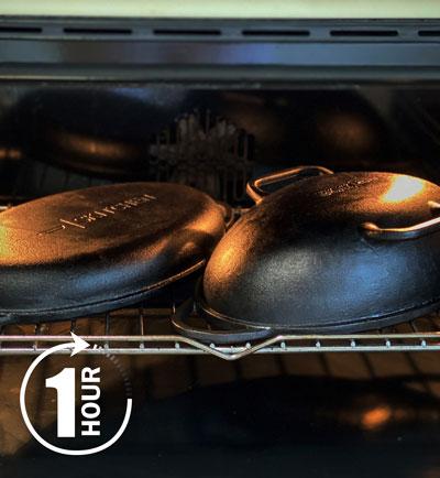 Sourdough Bread Pan Drying Instructions