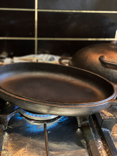 Sourdough Bread Pan Washing Instructions