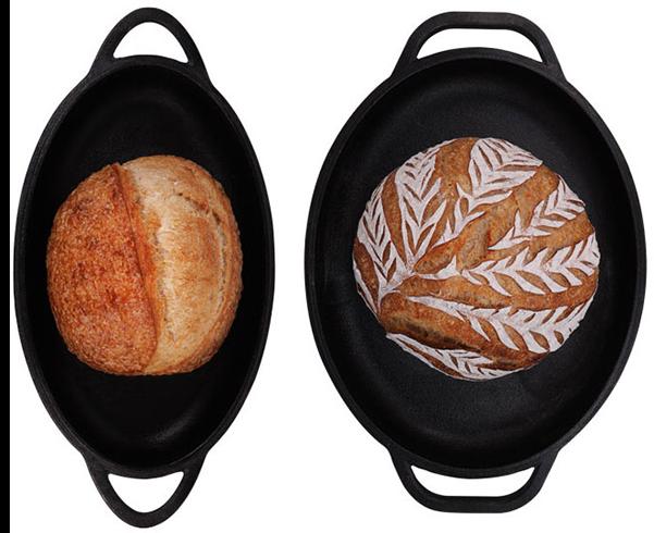 The best pans for Sourdough Bread